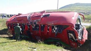 الحصاد اليومي : هكذا تورطت وزارة التجهيز والنقل في حادثة حافلة شباب أطلس خنيفرة
