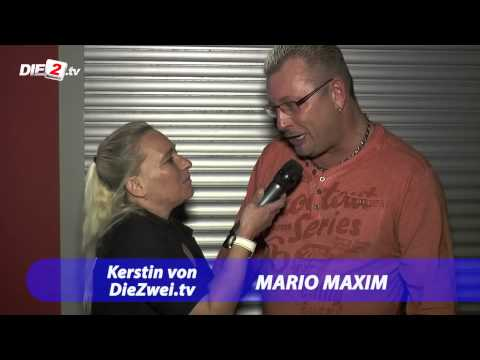Interview mit Mario Maxim in der Antikstube XXL