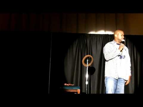 Finesse Mitchell Stand Up Comedy - You learn Stalking in College - Stop Following me