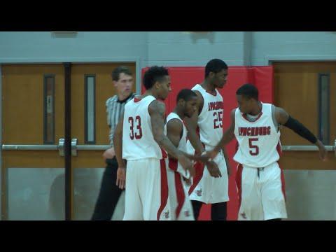 Lynchburg Men's Basketball vs Ferrum College