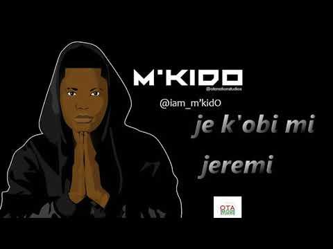 Orimi Tetela video by M'kidO