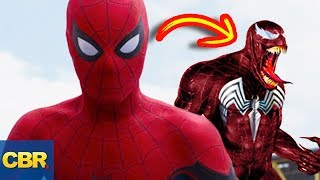 How will Venom and Carnage fit into the Sony Spiderman Universe? 10 Spiderman Characters We Want To See In Sony's Shared Universe! Subscribe to our channel: https://goo.gl/wMuSDDWhen it comes to Marvel, we know there are hundreds of character rich universes out there. One of the best and densest universes is of course the Spider-Man universe. With the new Spider-Man: Homecoming film hitting the big screens, we are left wanting more Spidey. Well Sony has announced that they plan on exploring the Spider-verse and its secondary characters like Venom. We can't wait and so we have compiled a list of characters we are dying to see on the big screen. We would love to see Spider-Man 2099, because who doesn't love time traveling heroes from the future? Also we would love to see Spider-Man Noir, because the only thing better than futuristic films are retro noir films. We think superheroes set in the 1930s and 40s would just translate so beautifully on screen. How about some female representation on the screen? We have our eyes set on Spider-Girl herself, Mayday Parker. She's perfect because she's Peter Parker and Mary Jane's daughter, she'd continue the legacy. And of course, Sony would have to include Spider-Gwen. She's one of the most popular spin offs to date. We think fans would love to see her on screen. As well as other fan favorite Miles Morales. Although Miles has an animated film in the works, we think a live action one would do extremely well. Want to know what else made our list? Check out our video and find out what we'd love to see Sony include in their films.