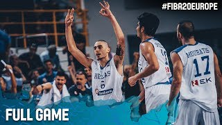 Watch the quarter final between Greece and Lithuania at the FIBA U20 European Championship 2017. ▻▻ Subscribe:...