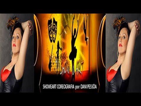 """Dani Pessôa Apresenta """"Câmera Cultural"""" em Show&Art Coreografia"""