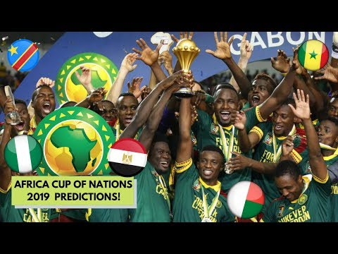 AFRICA CUP OF NATIONS 2019 PREDICTION!