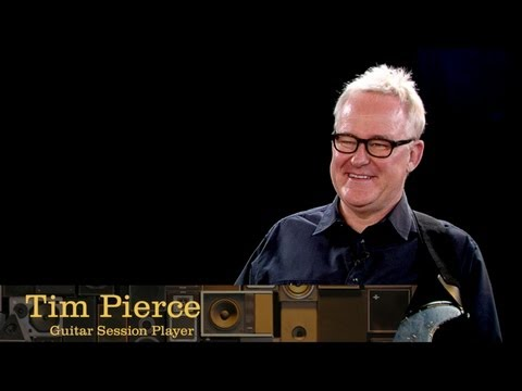 Session Guitar Player Tim Pierce – Pensado's Place #125