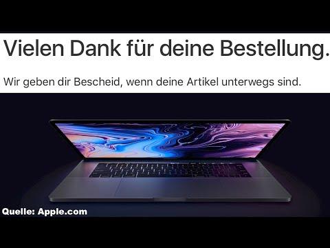 Bestellt für 5559€! MacBook Pro mit 32 GB RAM, Intel Core i9 & 2TB SSD // 2018 // DEUTSCH