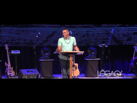 Trip Lee sermon: The Glory of God in the Face of Jesus Christ - Legacy Chicago 2013