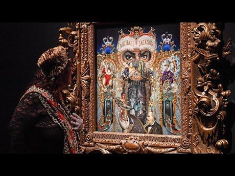 Ausstellung »King of Pop«: Die Besucher sind geteilter Meinung