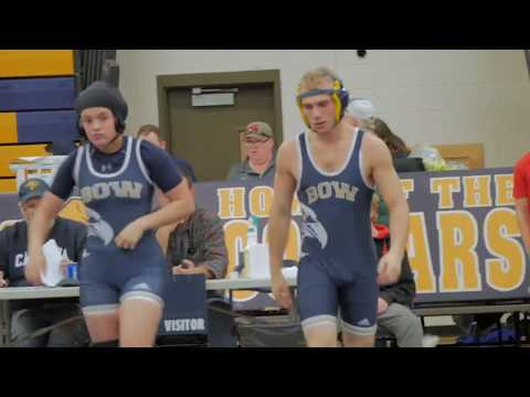 Girl Vs. Guy High School Wrestling 2018