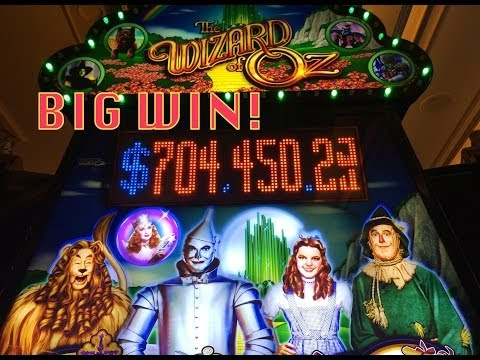 Wizard of Oz Slot Machine-BIG WIN – Flying Monkey Bonus