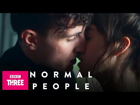 Marianne and Connell's First Kiss | Normal People: Exclusive First Look Preview