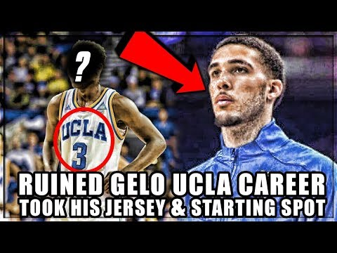 THIS Player RUINED LiAngelo Balls UCLA Career   STOLE His #3 JERSEY & STARTING Lineup Spot!