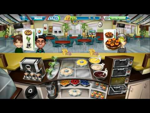 "Cooking Fever Gameplay ""Bakery"" Levels 31-35 (Pastelería)"