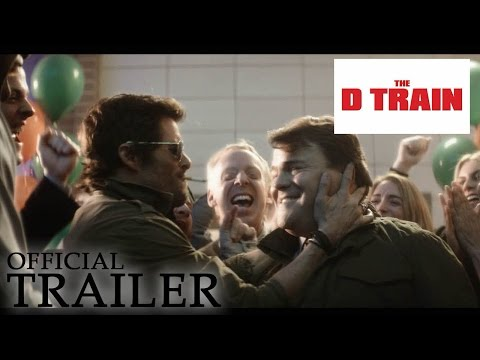 THE D TRAIN | Official Trailer