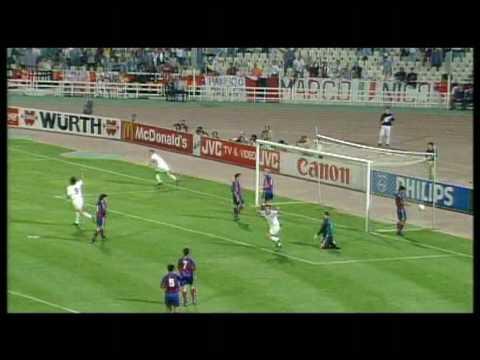 milan - barcellona 4 a 0 - gol savicevic