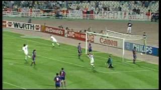 Dejan Savicevic schießt Traumtor im CL-Finale gegen Barcelona