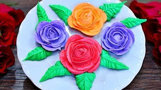 Today i used buttercream frosting to make buttercream roses. These blossom buttercream roses can be used to decorate cakes, cupcakes and your favorite desserts. Learn how to make these buttercream roses to impress your guests especially during the holidays. Buttercream Recipe https://youtu.be/oYBWdRxrPN4ToolsPetal piping tip 104Flower nail patchment papers leaf piping tip Ingredients 1 cup Buttercream frosting red food color orange food color purple food color Dont forget to subscribe