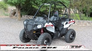 1. ATV Television - 2014 Polaris ACE Test