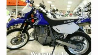 5. 2007 Suzuki DR 650SE Features and Specs
