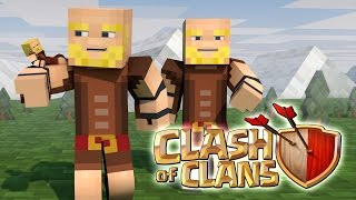 "Video Minecraft | Clash of Clans Nations - Ep 2! ""Clan Wars"" MP3, 3GP, MP4, WEBM, AVI, FLV Oktober 2017"