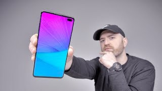 Video Samsung Galaxy S10+ Hands On MP3, 3GP, MP4, WEBM, AVI, FLV Februari 2019