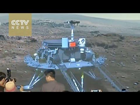 Kina objavila slike robota koji će istraživati Mars