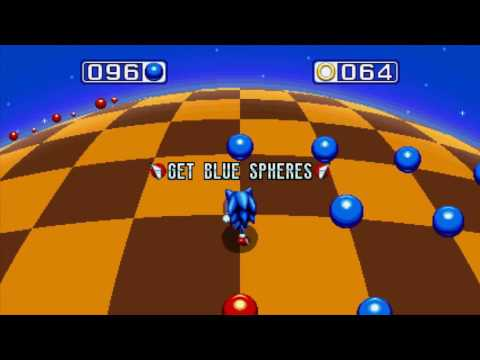 Sonic Mania  - Special Stages, Bonuses, and Time Attack de Sonic Mania