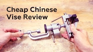 Another first one for Switch & Lever, reviews! In this first review I will take a closer look at a simple bench vise I got sent to me. In the coming months I will be releasing reviews of various items, some which I will get from a collaboration with the Chinese company Banggood and some which have no endorsement at all. These will be items that I could see myself using on a daily basis, or that holds specific relevance for the channel. So don't worry, I will not start reviewing random junk!If you're interested in buying the vise from the review, follow the link below. Until 10th of July Banggood is also offering this vise a bit cheaper, by using the cupon code under the link:http://bit.ly/1OkDygfCoupon code:9fc049 Follow and like Switch & Lever on:Facebook: https://www.facebook.com/SwitchAndLeverInstagram: http://instagram.com/switchandleverTwitter: https://twitter.com/switchandleverPinterest: http://www.pinterest.com/switchandlever/Linkedin: http://www.linkedin.com/profile/view?id=174927629And check out the Switch & Lever online store at:http://www.switchandlever.com/store/--------------------------------Music:Nicolai Heidlas - Morning SunCC-BY-4.0