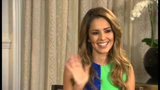 Cheryl - BBC Breakfast Interview (5.11.2014.)