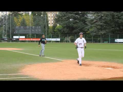Beisbol Navarra vs Pamplona (Liga Senior)