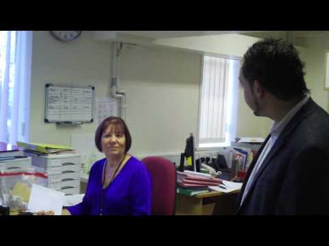TVI TV! – Headteacher's Podcast  – Nov '09