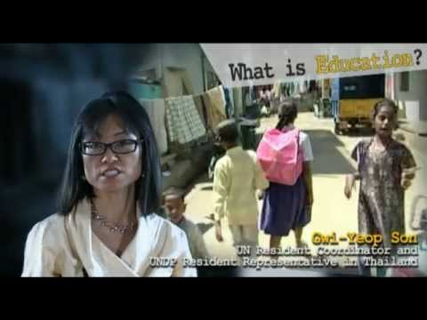 education for all - What is Education for All (EFA)? This video is presents the six EFA goals and highlights achievements in Asia and the Pacific and beyond, based on the main g...