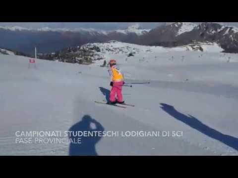 I campionati studenteschi di sci
