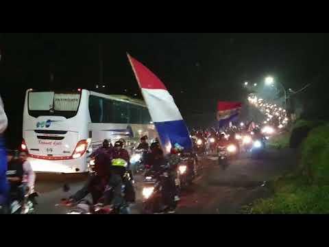 Rolling Gabungan Moonraker All Team Kota Bandung