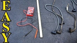 7. How to Test Spark Plug Wires