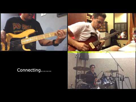 virtual - Virtual jam featuring some of the most celebrated musicians from the 90s Filipino Rock Scene: Paco Arespacochaga (INTRoVOYS) - drums Mally Paraguya (P.O.T) - bass Chuck Isidro (After ...