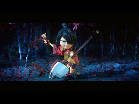 "Learn a shamisen solo from ""Kubo and the Two Strings""!"