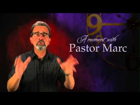 "A Moment with Pastor Marc #10<br /><strong>""Attack""</strong>"