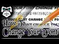 HOW TO CHANGE YOUR FONT IN BLACK DESERT ONLINE | PC ONLY | How to / Guide / Tutorial