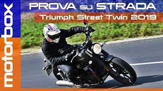 3. Triumph Street Twin 2019 | Prova su strada della rinnovata entry level