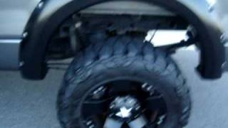 LIFTED 2005 F150 FX4 FOR SALE
