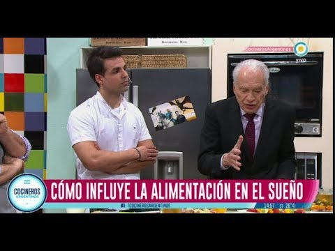 Cómo afecta el sueño a la alimentación por Alberto Cormillot