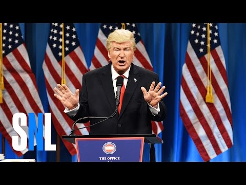 SNL - Donald Trump Press Conference Cold Open