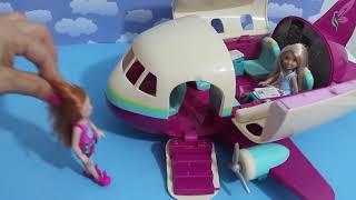 Video Barbie Bebeklerime İspanyadan Uçak Alışverişi!! | Barbie Sığmadı Chelsea' ler Kaptı! Bidünya Oyuncak MP3, 3GP, MP4, WEBM, AVI, FLV Desember 2017