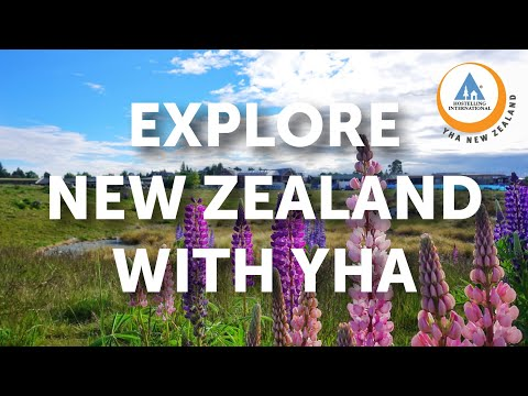 Vídeo de YHA Auckland International