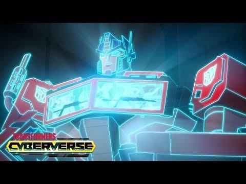 MA TRẬN LÃNH ĐẠO 🤖 Episode 13 - Transformers Cyberverse: Season 1 | Transformers Official