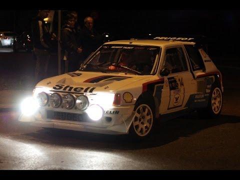 rally legend 2013 - il trasferimento in notturna