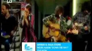 Angus & Julia Stone - Big Jet Plane - Tradução