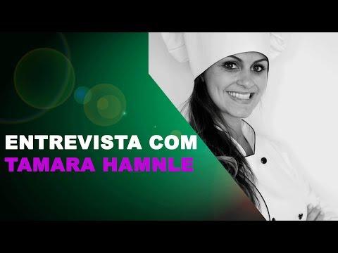 Você é o que você come! Entrevista com a Nutricionista e Hipnotista: Tamara Hamnle